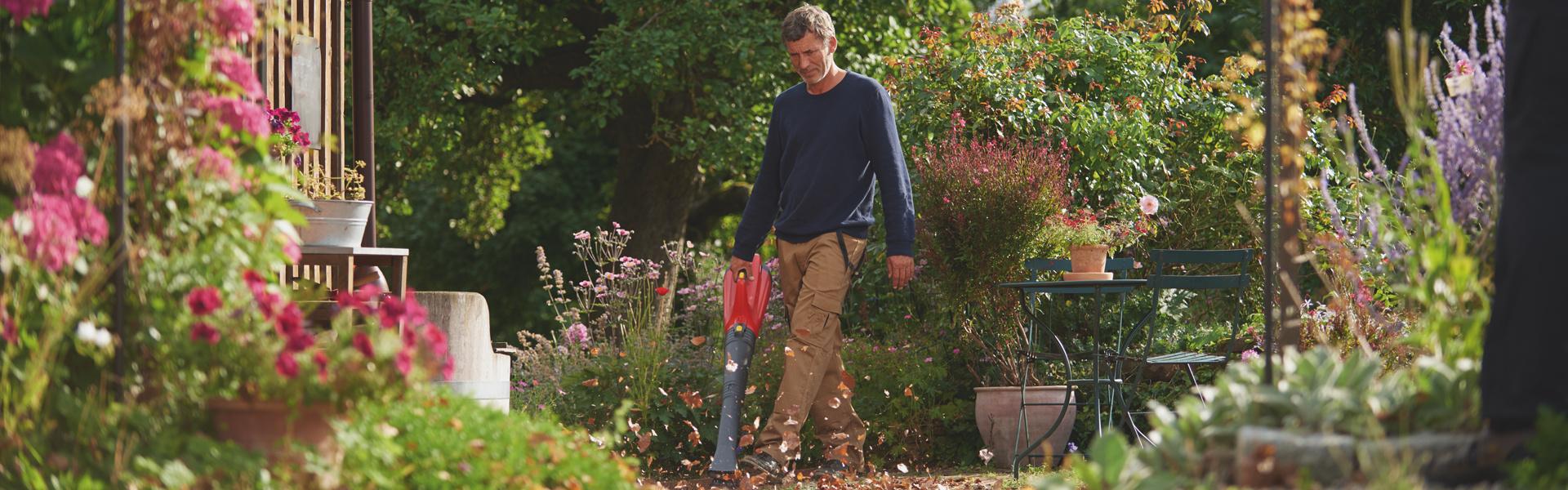 72V Gardening Tools | WOLF-Garten