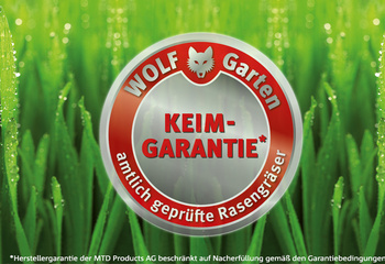Germination guarantee