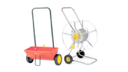 Spreaders & hose reel trolleys
