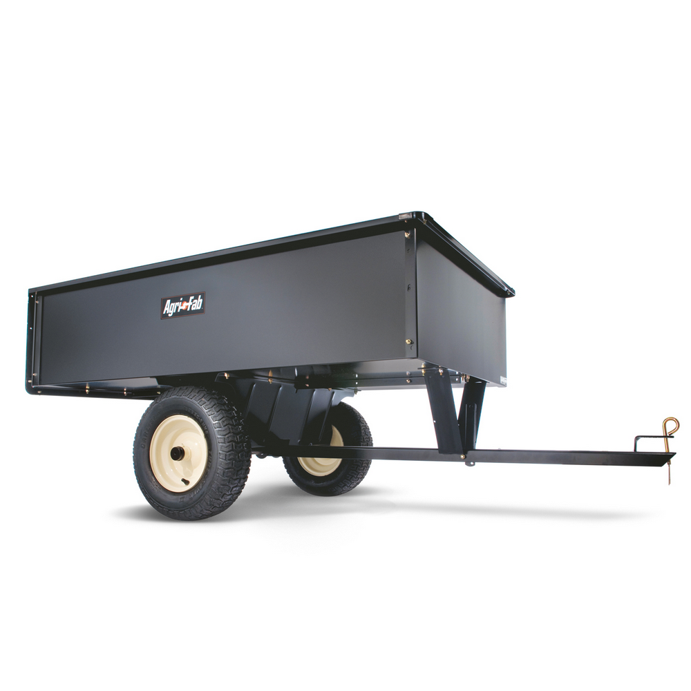 STEEL TRANSPORT TRAILER