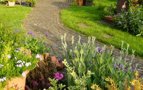 Wegebau Im Garten Wolf Garten
